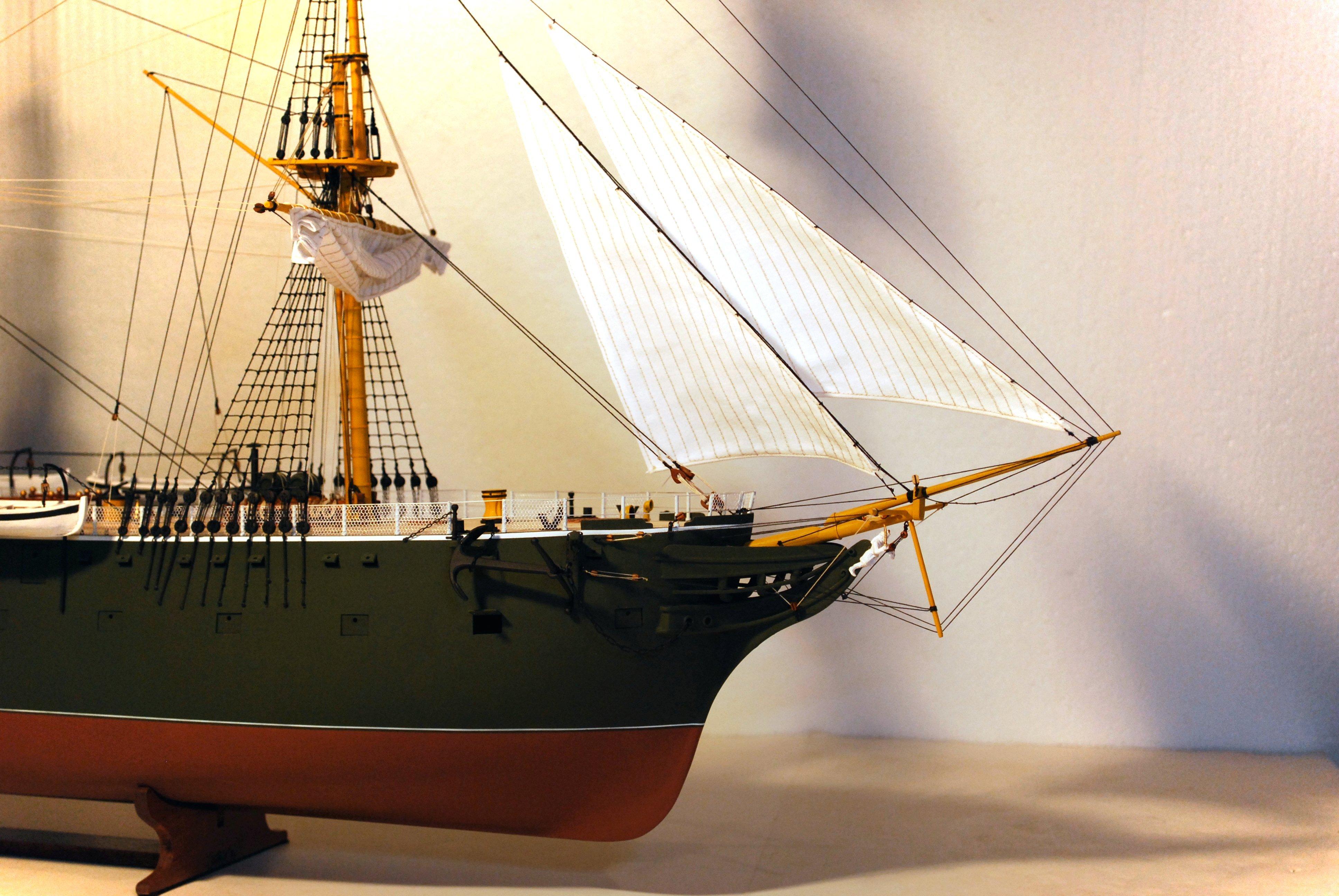 Yacht and sailboat models - 2