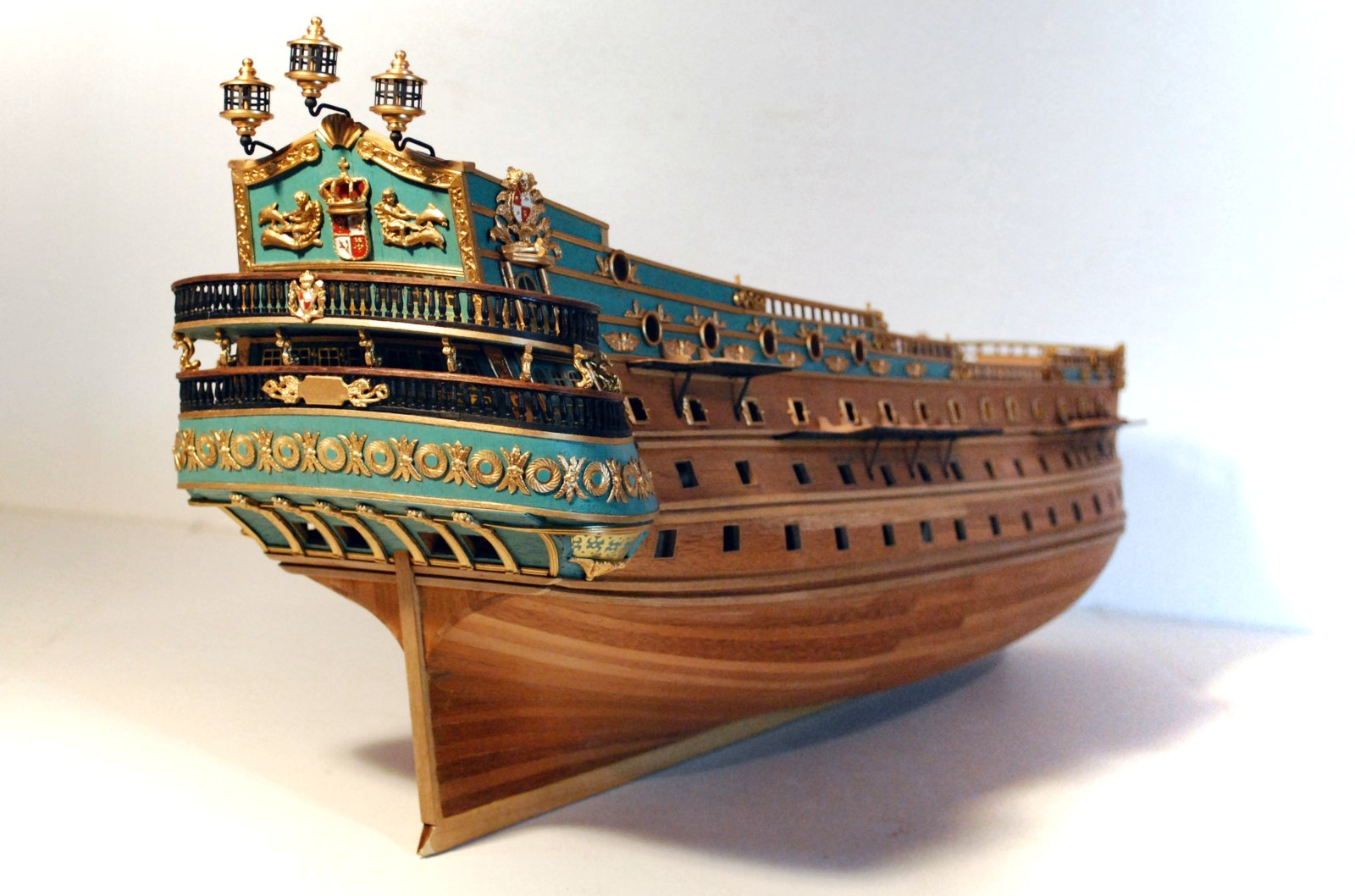 Fine Tallship Models from The Art of Age of Sail - Page 2.