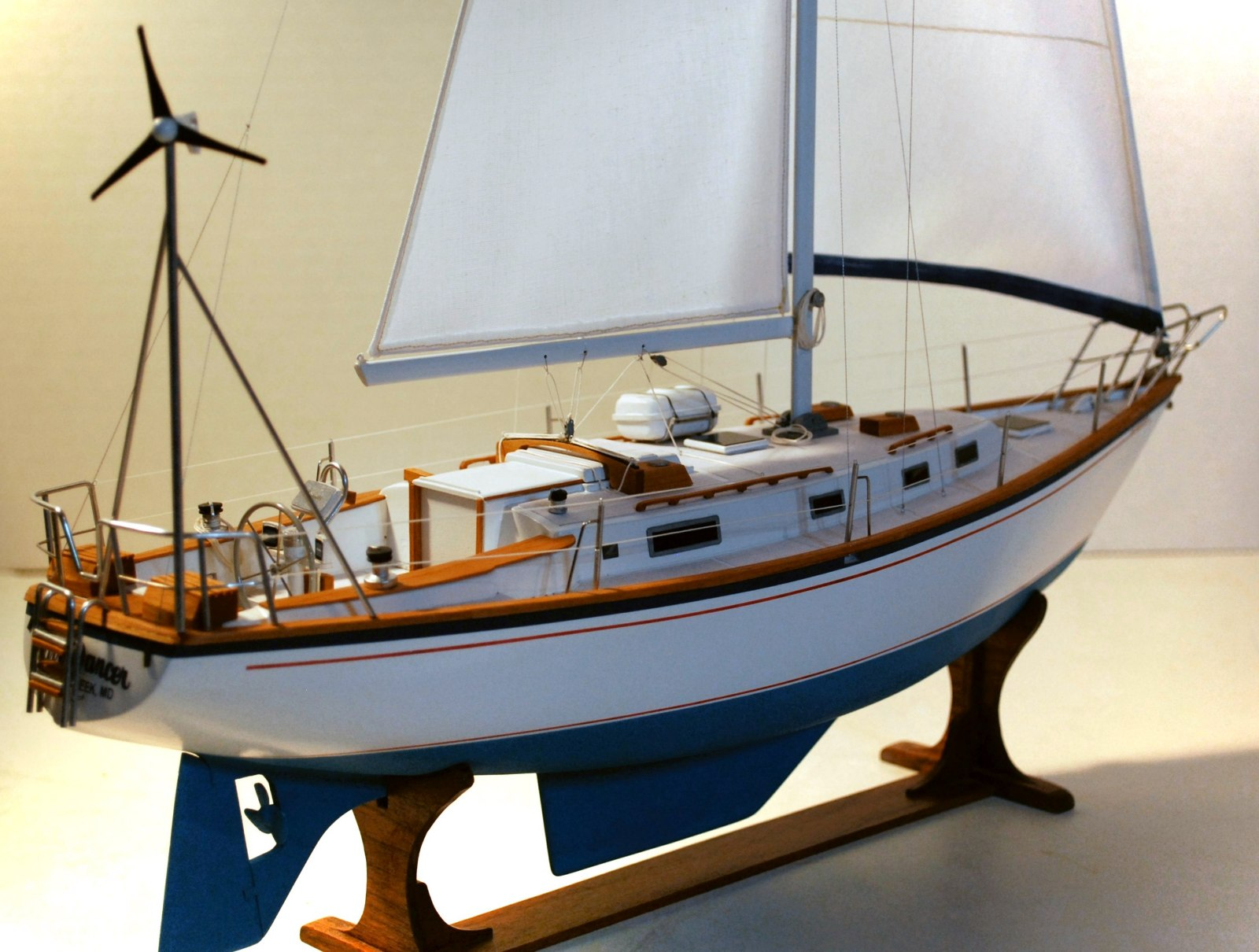 Fine Yacht Models from The Art of Age of Sail - Page 2