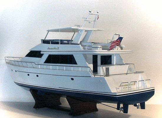 Custom 78' NorthCoast Yacht Model 'Maranatha II'