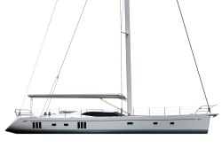 Oyster 885 Luxury Yacht