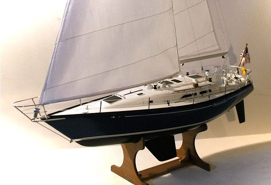 C&C 40 sailboat - Endeavor III