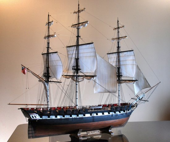 Image of American Frigate