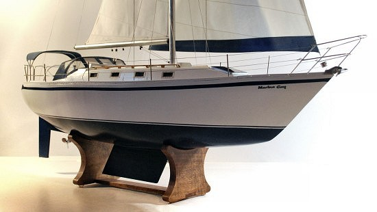 Image of Canadian Sailcraft 36T