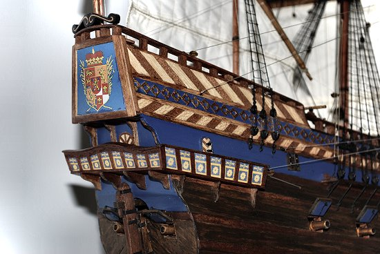 Dutch galleon