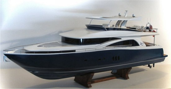 Johnson 75 luxury cruiser model