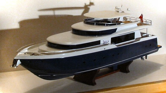 Johnson 87' super-yacht