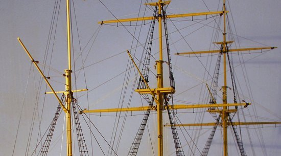 Image of masts